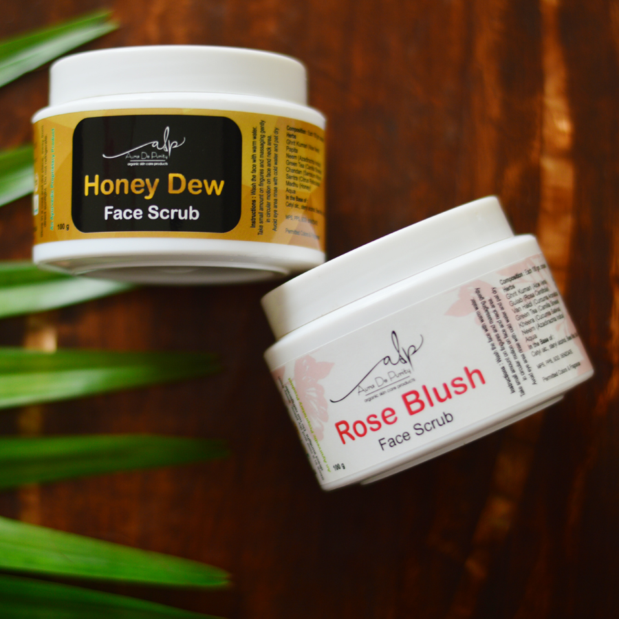 Buy Face Scrub Products Online
