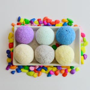 Buy Set of 6 Bath Bombs Online