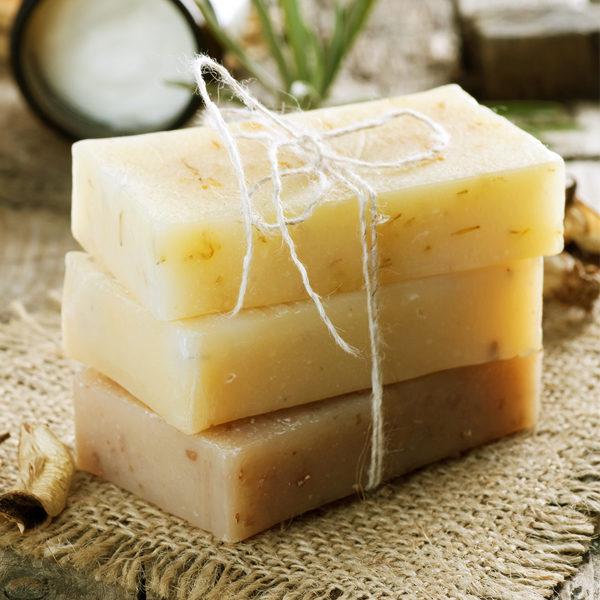 Buy Organic Haldi and Tulsi Soap Online