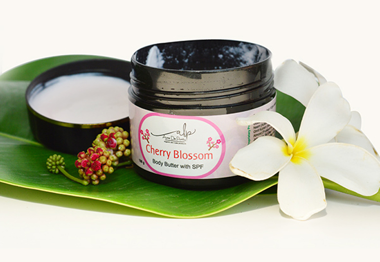 cherry blossom body butter