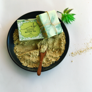 Buy Matcha Tea Organic Soap