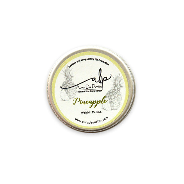 Buy Pineapple Flavored Lip Balm Online
