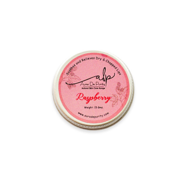 Buy Raspberry Flavored Lip Balm Online