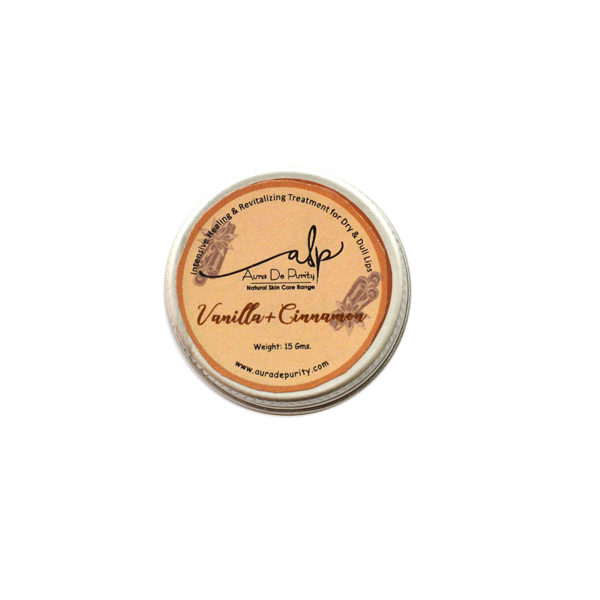 Buy Vanilla and Cinnamon Lip Balm Online