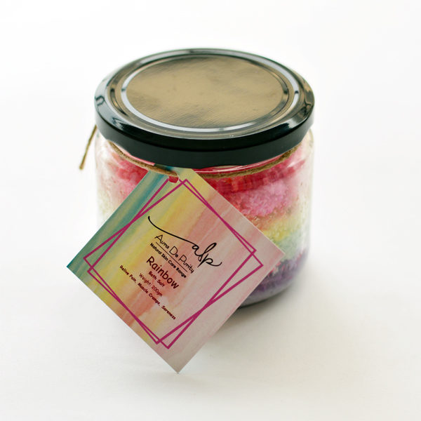 Buy Rainbow Bath Salt Online