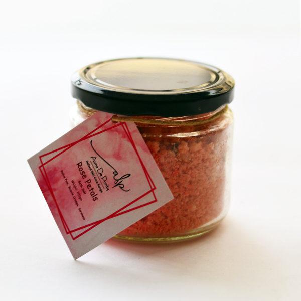 Buy Rose Petals Bath Salt Online