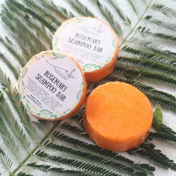 Buy Rosemary Orange Shampoo Bar Online