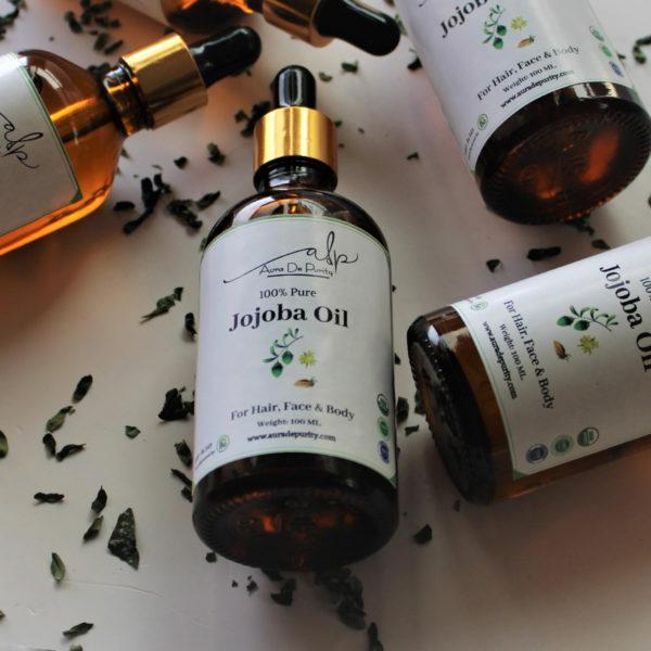 Buy Jojoba Oil Online