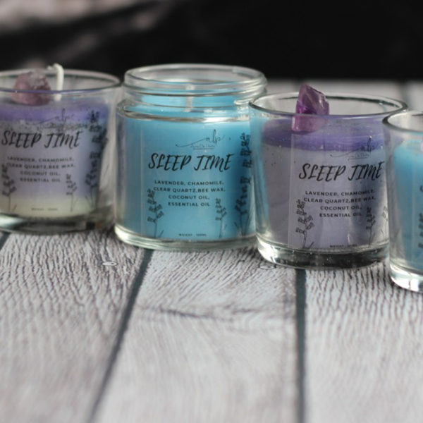 Buy Sleep Time Candles Online